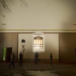 A Mafilm felújított Róna utcai III-IV-es műterme Budapesten 2014. január 30-án. A stúdió hét hónap alatt, 52 millió forintból újult meg. MTI Fotó: Kallos Bea