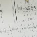 Az országgyűlési választás elkészült szavazólapjai Budapesten, az ANY Biztonsági Nyomdában 2014. március 20-án. MTI Fotó: Kovács Tamás
