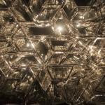A 14. Velencei Nemzetközi Építészeti Biennále Stones of Babylon című kiállítása a Giardino kertben 2014. június 6-án. MTI Fotó: Kallos Bea