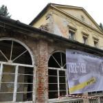 A II. kerületi nyári Klebelsberg-rezidencia 2014. október 7-én, ahol sajtótájékoztatót tartottak a rekonstrukció elindulásáról. A pesthidegkúti épület Klebelsberg Kuno egykori kultuszminiszternek állít majd emléket, valamint komplex pedagógus-továbbképzési központként fog üzemelni. A felújítás 700 millió forintos állami beruházásból valósul meg. MTI Fotó: Kovács Attila