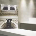 az Ybl összes - 52 település, 113 épület című kötet a bemutatóján a Várkert Bazárban 2014. november 6-án. MTI Fotó: Mohai Balázs