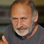 Reviczky Gábor, az egyik főszereplő a Fehér Béla regénye alapján készülő, Kossuthkifli című hatrészes történelmi kalandfilm-sorozat indító sajtótájékoztatóján, a forgatás egyik fontos helyszínén, a szentendrei Skanzenben 2013. július 11-én. MTI Fotó: Kovács Attila