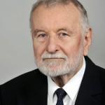 Tellér Gyula szociológus, irodalmár, József Attila-díjas műfordító, aki átvette a Széchenyi-díjat az 1848-49-es forradalom és szabadságharc kitörésének évfordulója alkalmából tartott ünnepségen a Parlamentben 2015. március 15-én. MTI Fotó: Kovács Attila