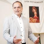 Jónás István, a Magyar Rádió Nonprofit Zrt. vezérigazgatója  MTI Fotó: Krizsán Csaba