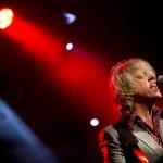 Bob Geldof ír rockzenész, politikai aktivista fellép a Hay Fesztiválon, a Petőfi Csarnokban 2012. május 4-én. MTI Fotó: Mohai Balázs