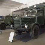 Csepel D-344 típusú teherautó az ÁTI-Sziget Kft. által működtetett ipari parkban kialakított gyártmánymúzeumban Szigetszentmiklóson 2015. május 19-én. Az egykori Csepel Autógyár területén létrehozott múzeumban gépjárműveket, alkatrészeket, fényképeket és dokumentumokat láthat a közönség.MTI Fotó: Illyés Tibor