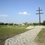 A Történelmi Magyarország Emlékpark az avatóünnepség napján Kétpón 2015. június 7-én. MTI Fotó: Mészáros János