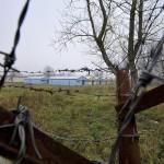 A Bevándorlási és Állampolgársági Hivatal bezárt debreceni befogadó állomása 2015. december 16-án. MTI Fotó: Czeglédi Zsolt