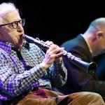 Újévi koncert a New Orleans Jazz Banddel a barcelonai Liceo színházban 2015. január 1-jén. (MTI/EPA/Andreu Dalmau)