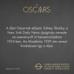 Oscar 1. kulisszatitok. Fotó: mediaklikk.hu/oscar