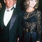 Sly és jelenlegi felesége még 1995-ben. Fotó: Getty Images.