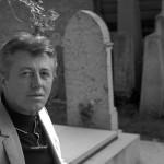 Budapest, 1970. október 19.<br /> Sütő András marosvásárhelyi író portréja.<br /> MTI Fotó: Molnár Edit