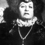 A képen: Jászai Mari Stuart Mária szerepében Schiller drámájában.<br /> MTI Fotó: Ráfael Csaba