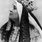 A képen: Jászai Mari Gertrudis szerepében Katona József: Bánk bán című drámájában.<br /> MTI Fotó: Ráfael Csaba