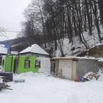 Leégett Gyurka Valentin magyartanár háza