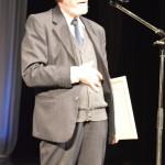 Buza Domonkos a díjával. Fotó: Három Királyfi, Három Királylány Mozgalom