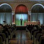 Balog Zoltán, az emberi erőforrások minisztere az állami művészeti és miniszteri szakmai díjak átadásán a Pesti Vigadóban 2018. március 13-án (MTI-fotó: Koszticsák Szilárd)