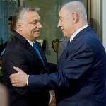 Benjámin Netanjahu izraeli miniszterelnök (j) fogadja Orbán Viktor miniszterelnököt Jeruzsálemben 2018. július 19-én (Fotó: MTI/ Koszticsák Szilárd)