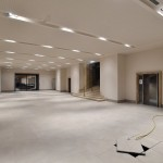 A Liget Budapest Projekt keretében megújuló Szépművészeti Múzeum új fogadótere<br /> (MTI/Máthé Zoltán)