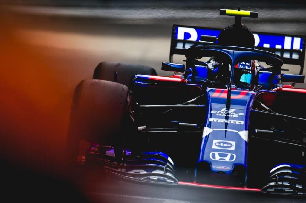 Többre vágyott a Toro Rosso