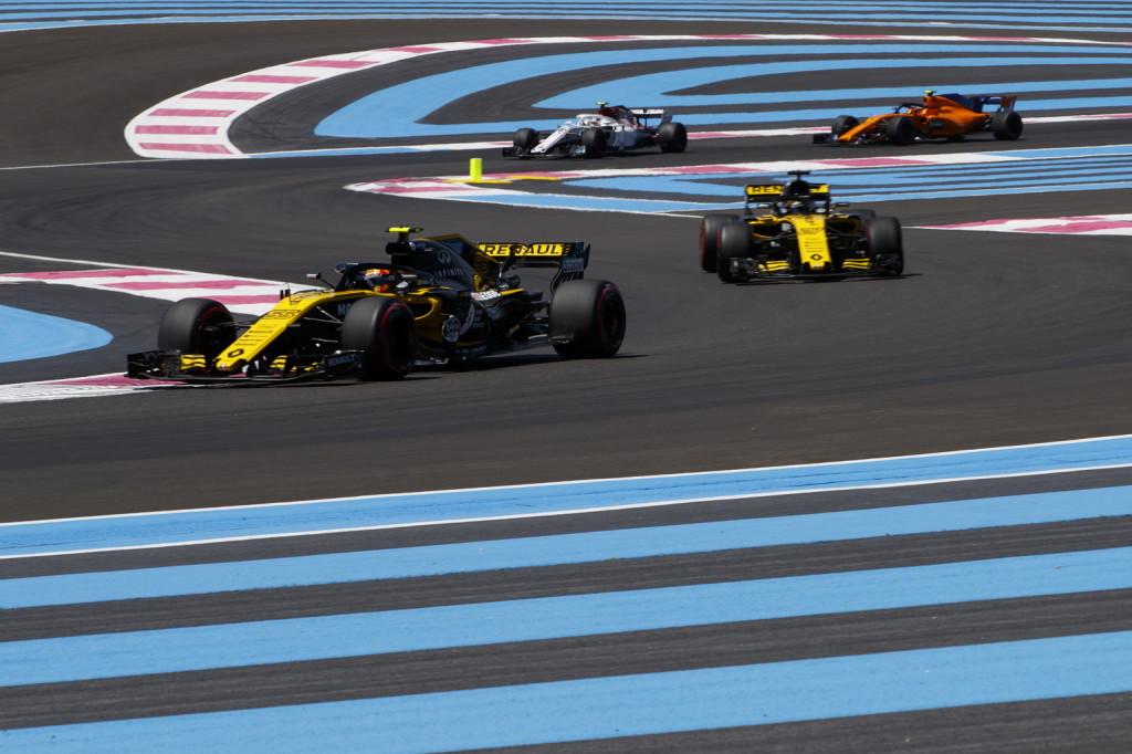 A francia pálya módosítását kérték a versenyzők az FIA-tól