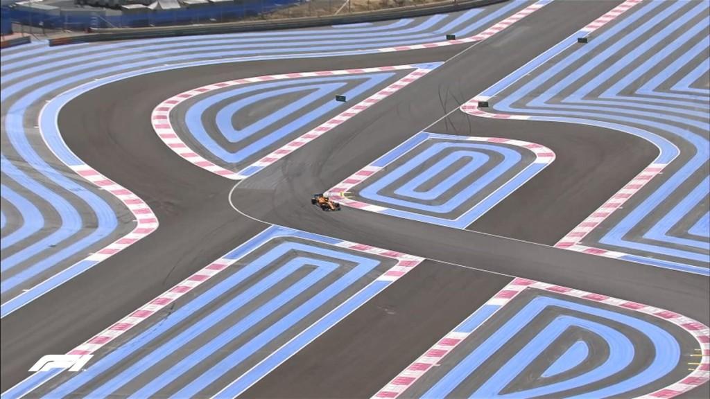 F1-es labirintus: a versenyzők nehezen igazodnak ki az új pályán