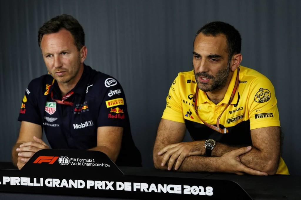 Red Bull: A saját embereit hagyta cserben a Renault vezetősége