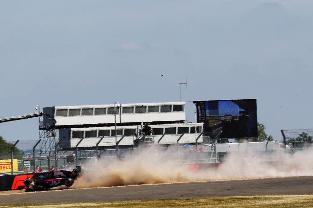 A Toro Rosso még vizsgálja Hartley furcsa balesetét