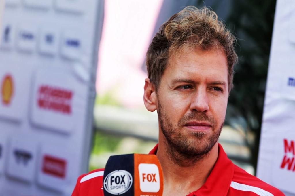 F1-es dinoszaurusz: a sport és a digitális világ Vettel szemével