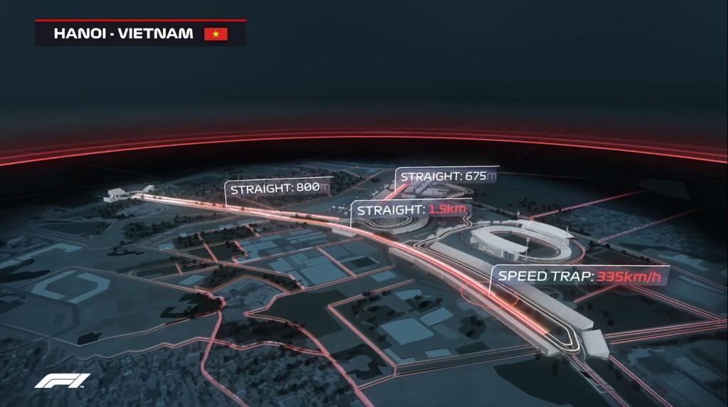 Kezdődik az építkezés: részletek az új vietnámi F1-es pályáról