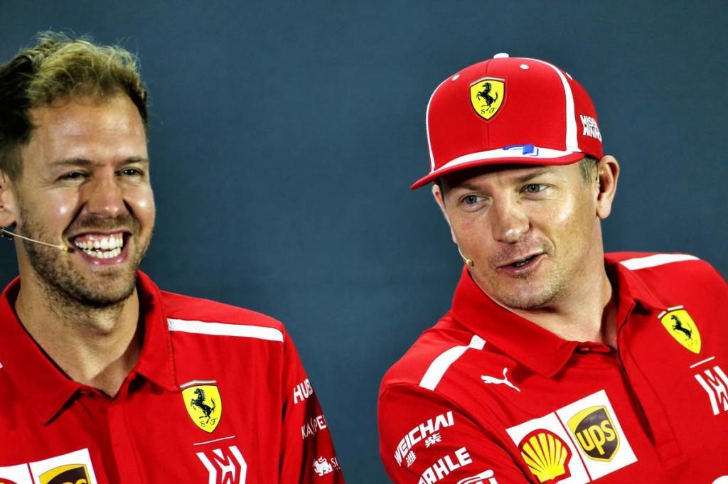 Räikkönen, Vettel: a csapattársak változnak, a barátság állandó