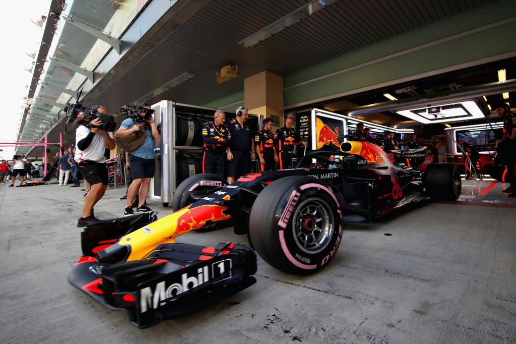 Red Bull: Ha a Renault-val így ment, a Hondával lehetünk bajnokok