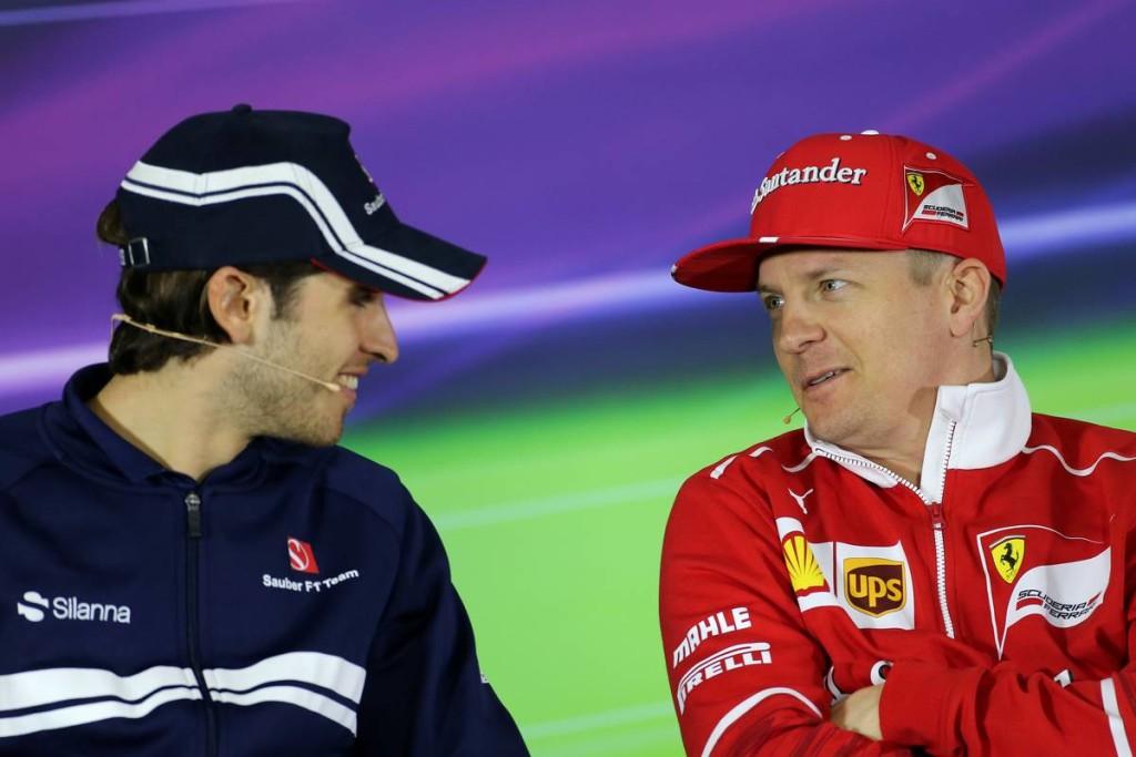 Számít Räikkönen segítségére az újdonsült csapattárs