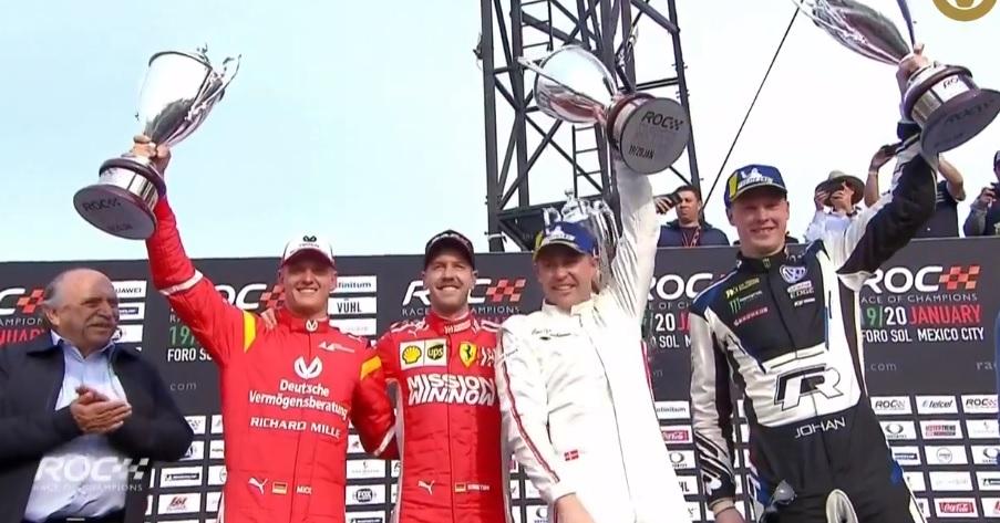 Kristensen fosztotta meg Vettelt és Schumachert a Nemzetek Kupájától