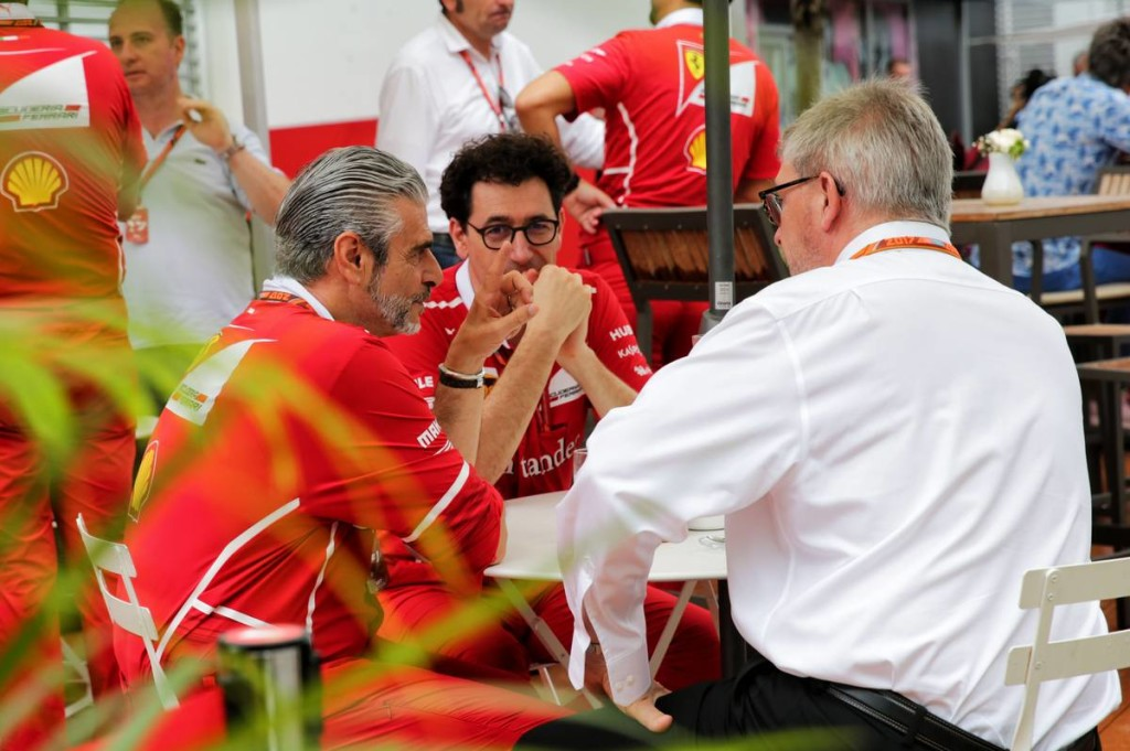 Az F1 bekeményített, a Ferrari megenyhült?