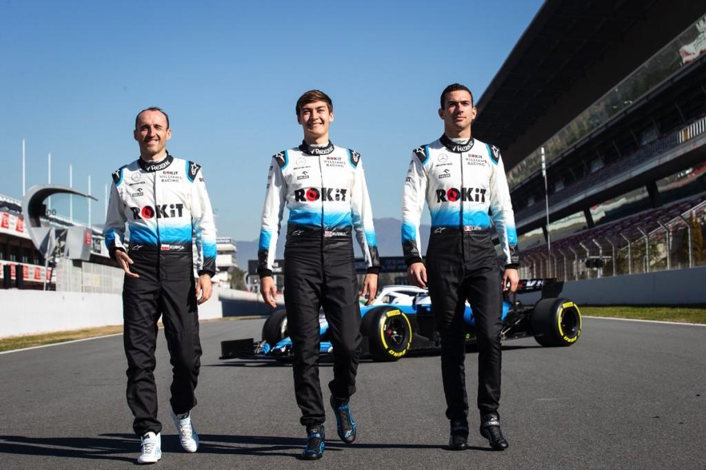 Teljessé válik az F1-es mezőny: a 3. napra megérkezett a Williams!