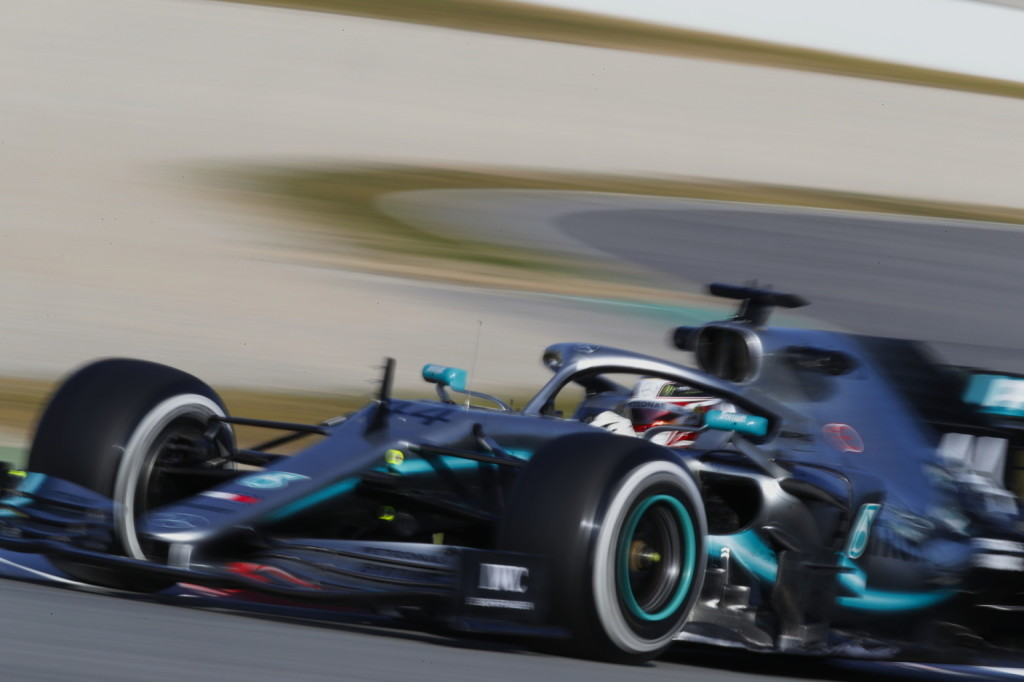 A Mercedes motivációja: elérni, amit még senki más