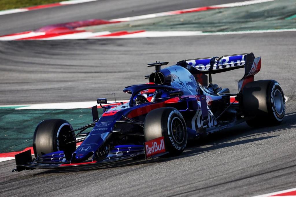 Meglepetés Barcelonában: Kvjat és a Toro Rosso vitte a harmadik napot!