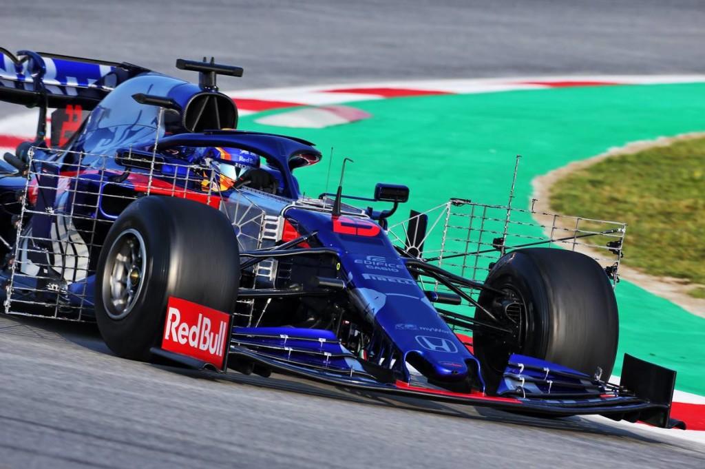 Rákapcsolt a Mercedes, de a Toro Rosso állított fel újabb csúcsot