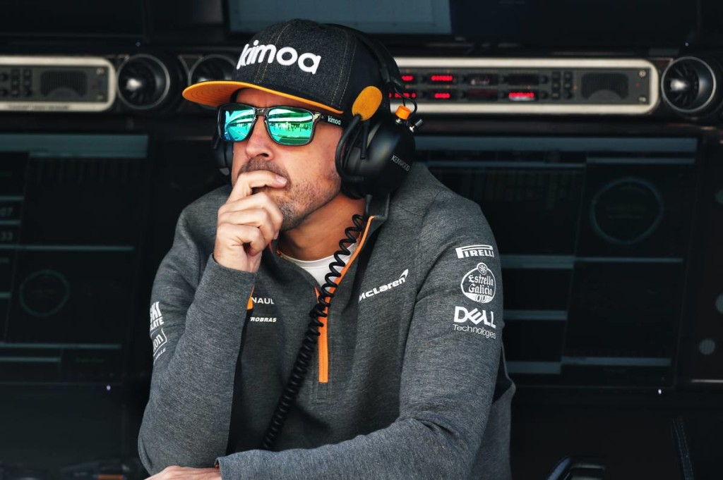 Fittipaldi szerint Alonso visszatér