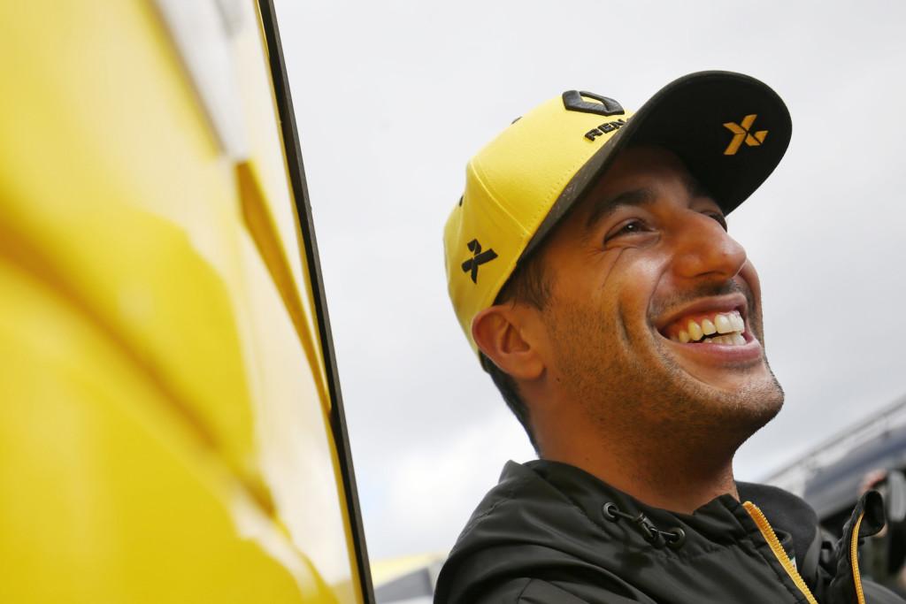 Ricciardo félt, hogy befordul a Red Bullhoz…
