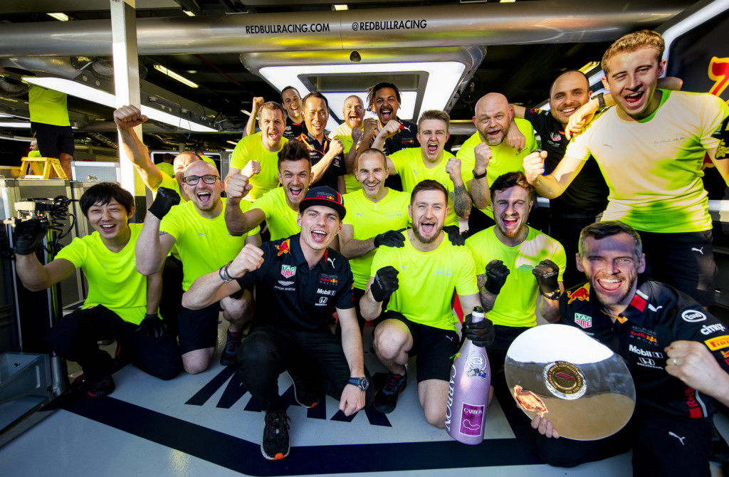 Mercedes: Ezzel a Hondával bajnokesélyes a Red Bull