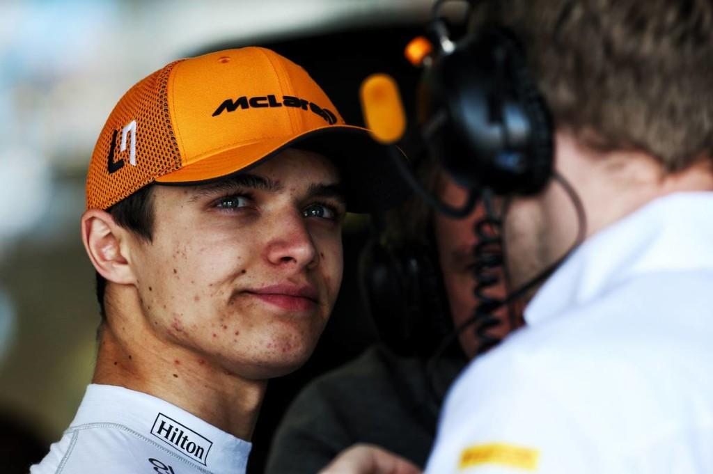 Norris: Cserben hagytam a McLarent