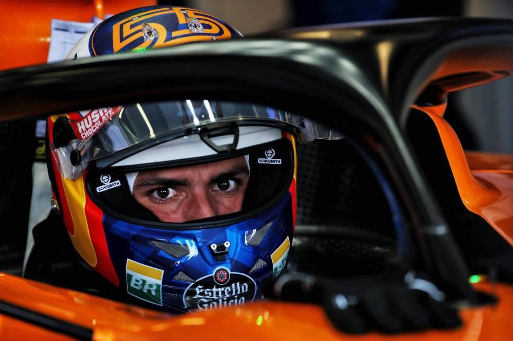 Sainz: A renault-s váltás miatt nem kerültem a Red Bullhoz