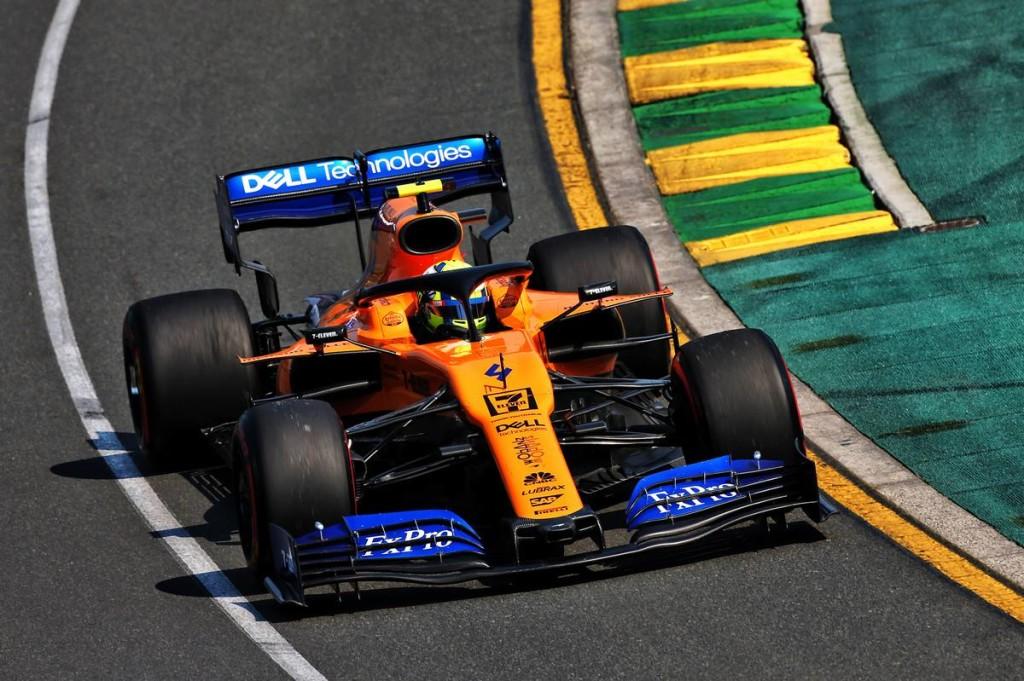 McLaren: Norris úgy versenyzett, mint egy veterán
