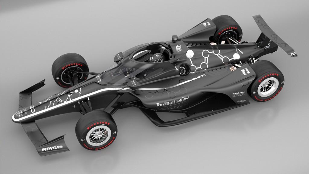 A Red Bull szállítja az IndyCar fejvédő eszközét