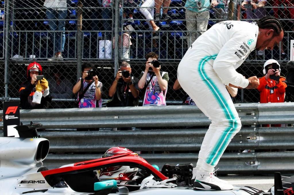 Hamilton: Ez a pole Nikié! Szeretném hinni, hogy most büszke ránk