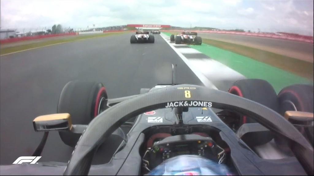 Bajban az egymást kiütő Haas-versenyzők: a főnök kiakadt!