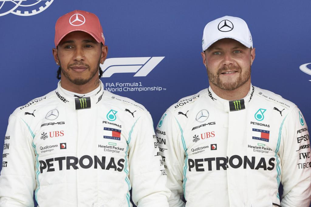 A trükk, amivel Hamilton Bottas arcára fagyaszthatja a mosolyt