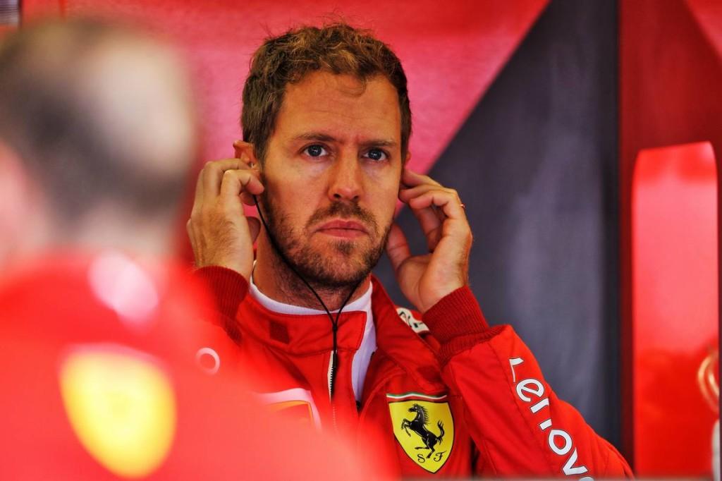 Vettel: Az nem normális, hogy a Q1-ben vagyok a leggyorsabb